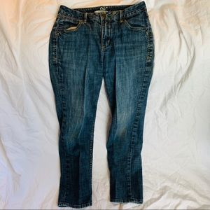 Nordstrom Straight Leg Jeans Brand: W by Worn